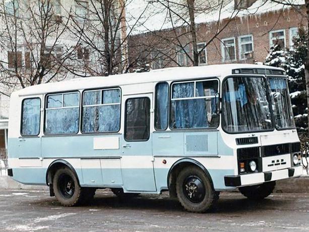 Элементы системы охлаждения ПАЗ-3205