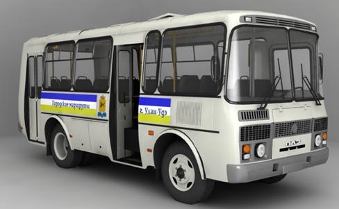 Автобус паз 3205 и его модификации