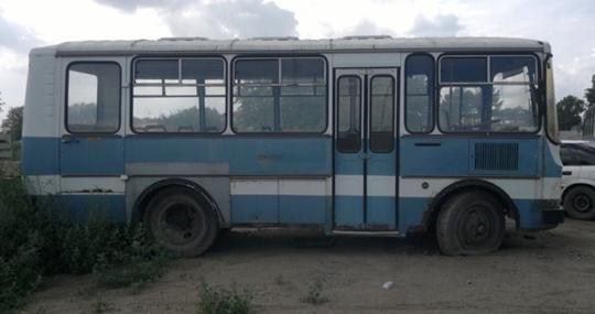 ПАЗ 3205 дом на колесах